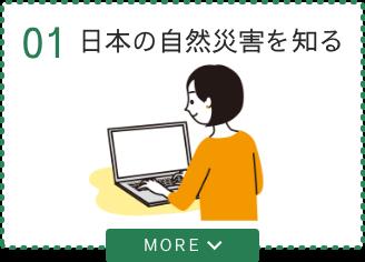 ポイント1日本の自然災害を知る